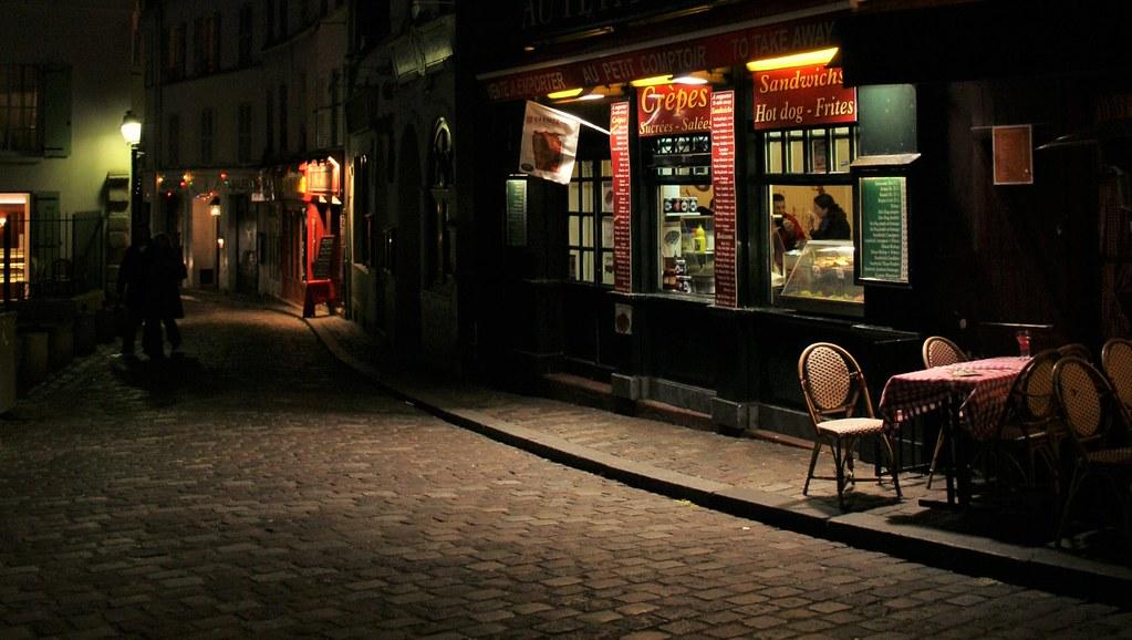 Montmartre en París