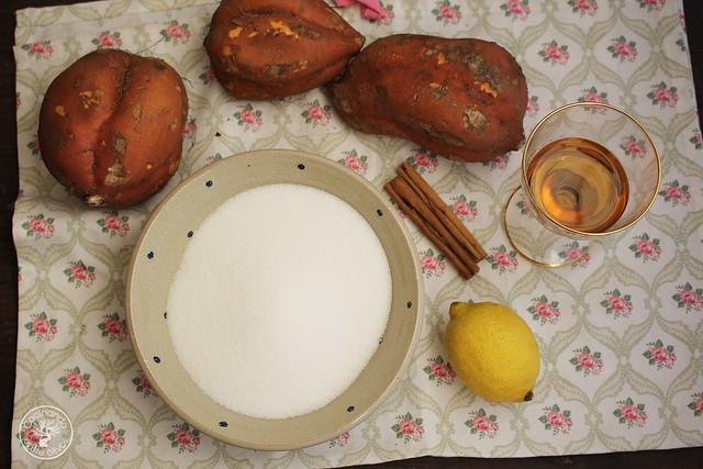 Batatas en almibar www.cocinandoentreolivos.com (1)