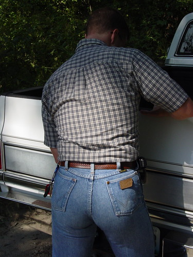 Wrangler  Subject Male Complained Of The Tighter And -5419