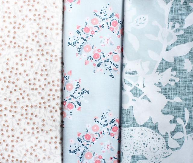 Art Gallery Fabrics Blithe カットクロスセット Arcadia Bliss Shine