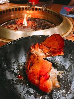 CIRCLEG 尚鮮日式燒肉漁市場 銅鑼灣 金利文廣場 3樓 試食 韓燒 燒肉 刺身 放題 龍蝦 海膽 狸米 香港 (39)
