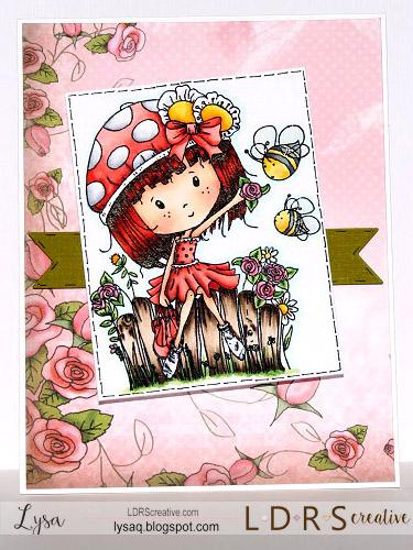 Winnie's Rose Garden