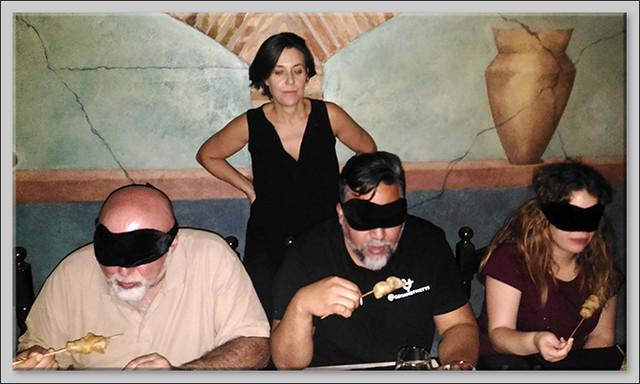Cena a ciegas en Calahorra (5)