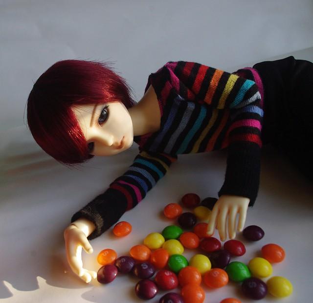 Skittles!