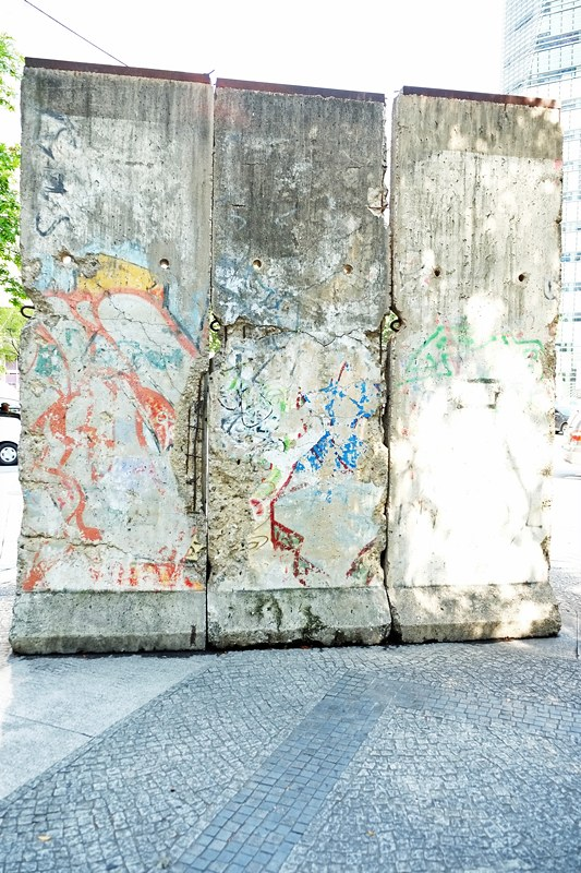Berlin Wall, Seoul