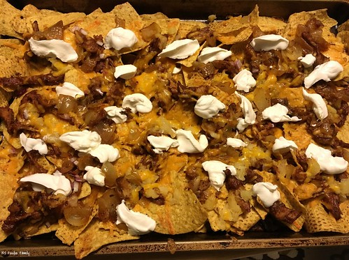 Shredded Pork Nachos