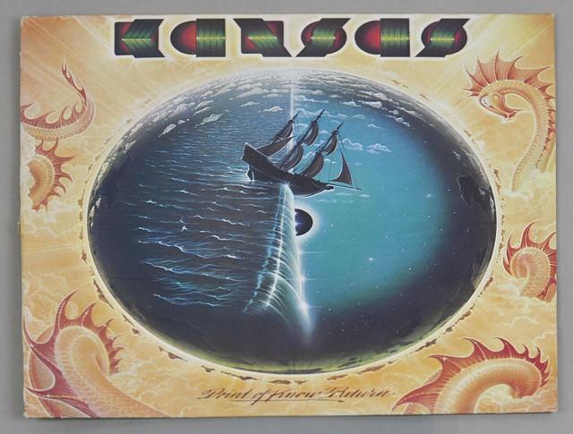 "KANSAS POINT OF KNOW RETURN 12"" LP VINYL"