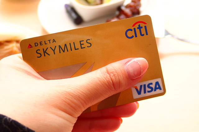 デルタクレジットカード