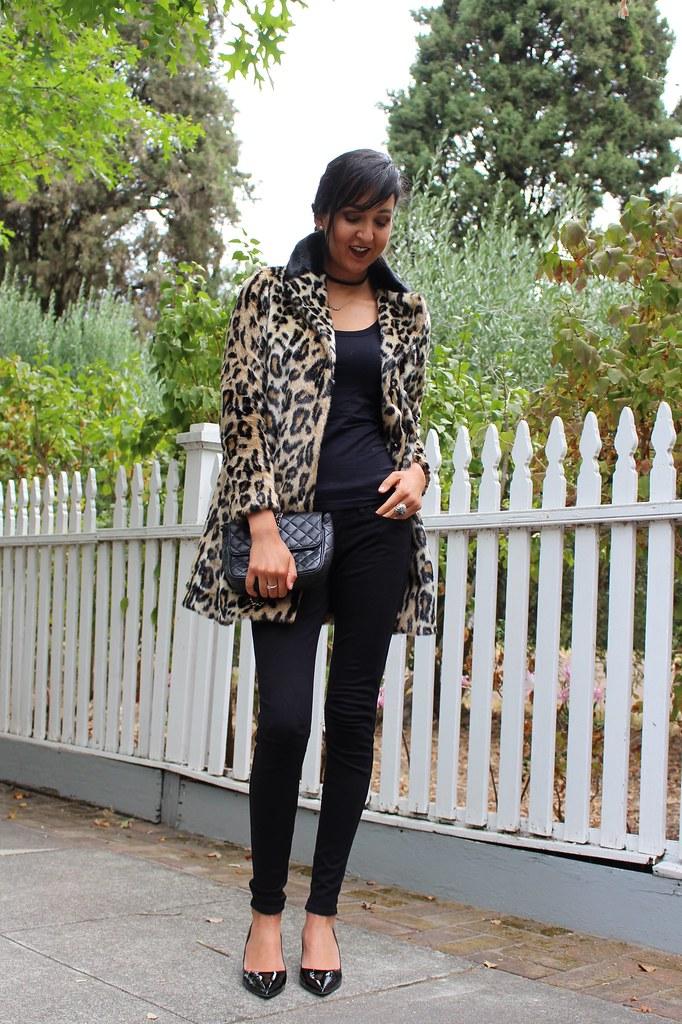 Leopard Print Coat 8
