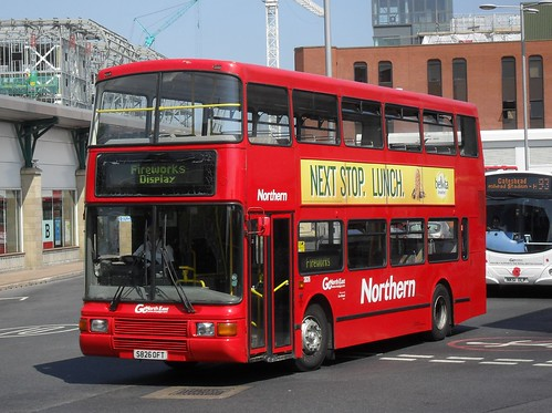 3826-S826OFT_Gateshead | by Northern Bus Photos
