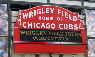 """Wrigley Field -- Home of Chicago Cubs"" Chicago (IL) April 2012 