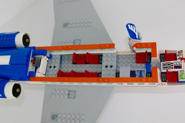 Review 60104 Airport Passenger Terminal Brickset Lego Set Guide