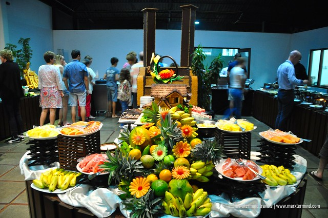 Buffet Dinner at Camellia Resort and Spa