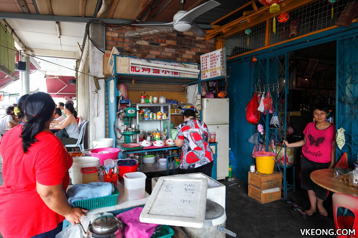 Fei Ma Ais Kacang Stall