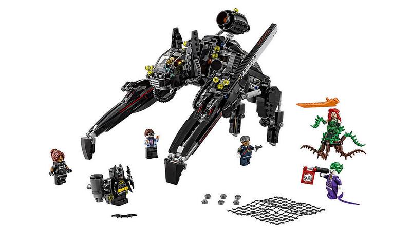 The LEGO Batman Movie - The Scuttler (70908)