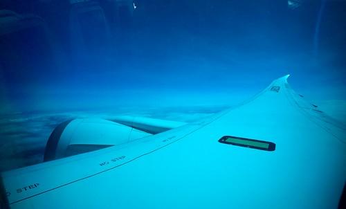 ANA 787 Dreamliner MNL-NRT
