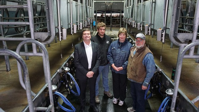 Farmers benefit from energy efficiency grants
