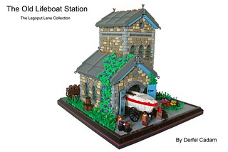 The Old Lifeboat Station | by - Derfel Cadarn -