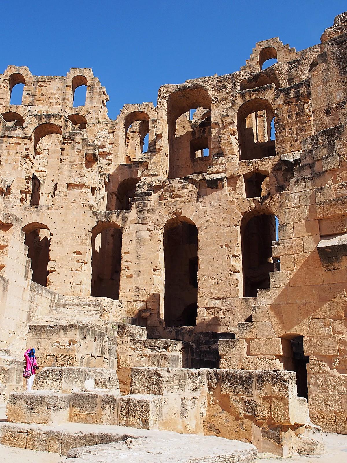 El Jem amfiteatteri