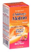 Free Children's Motrin at Meijer