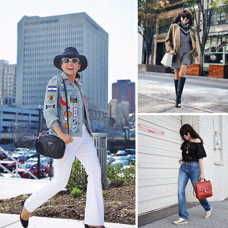 Carelia - My Small Wardrobe, over 40 fashion & style blogger