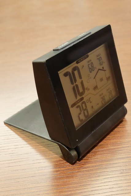 Digstar Digital thermo, hygrometer 06