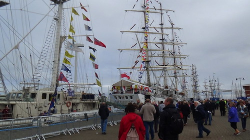 Blyth Tall Ships Race Aug 16