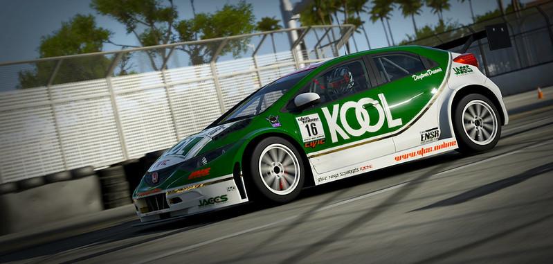 VTCC Spec Series 10 - #5 Zengo Motorsports Honda Civic WTCC 30433053804_14fca30b9d_c