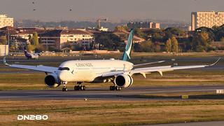 Cathay A350-941 msn 53