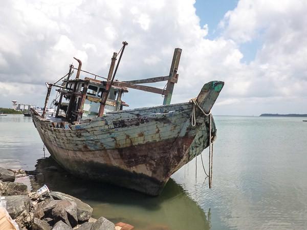 lahad datu boat