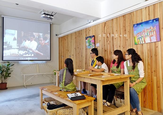 19 李亭香 平西餅 手做課程體驗 餅藝學院