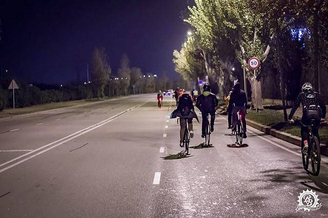 Barceloneta Bikes Ride
