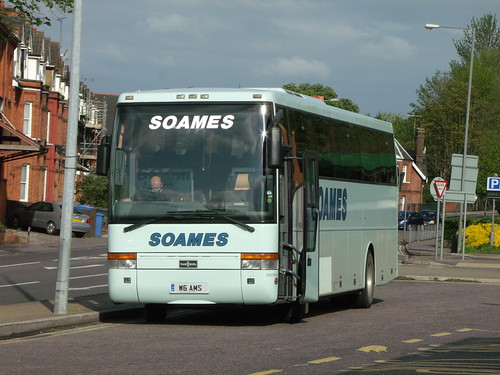 Soames - W6AMS - Ipswich - 8 May 2012 | by Steven's Transport Photos