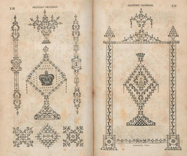 Ornaments02, Printers' Grammar
