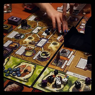 Tabletop games, did good amount of damage to ancient horrors with a shotgun. #365days project, 304/365
