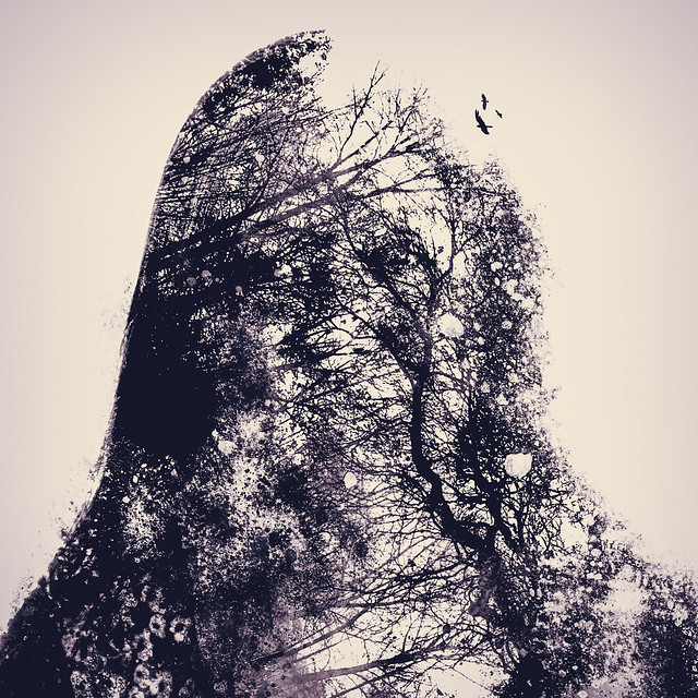 Double exposure...