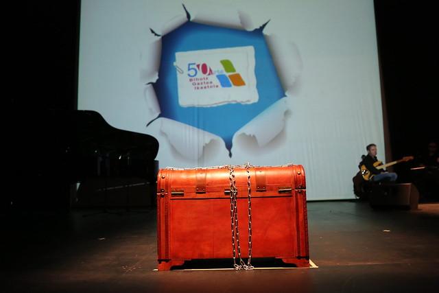 Ikastola Bihotz Gaztea 50 Urteurrena - Aniversario