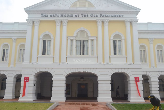 Singapore the arts house