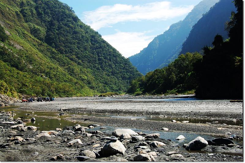 濁水溪河床 1