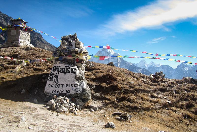 Everest Memorial