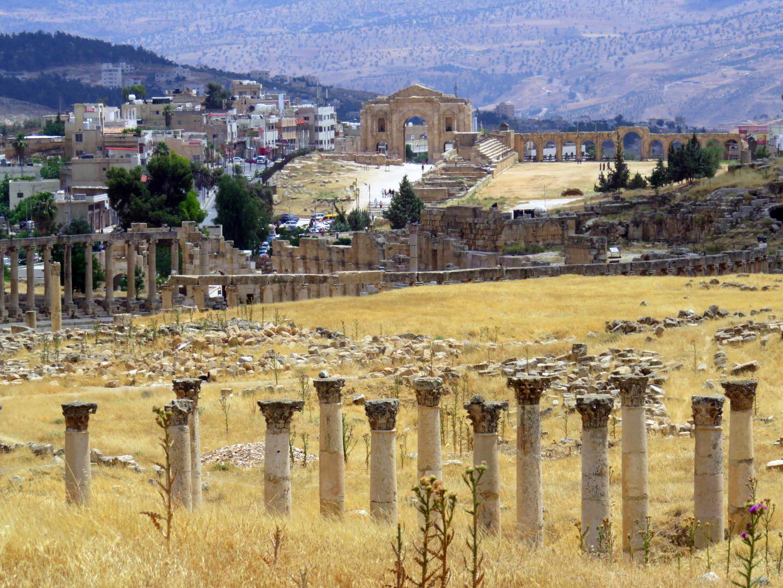 Jerash, la Roma de Jordania / Jordan - Jerash / Gerasa jerash, la roma de jordania - 29954296124 181c3d8a3a o - Jerash, la Roma de Jordania