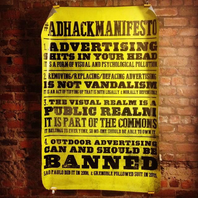 #AdHackManifesto