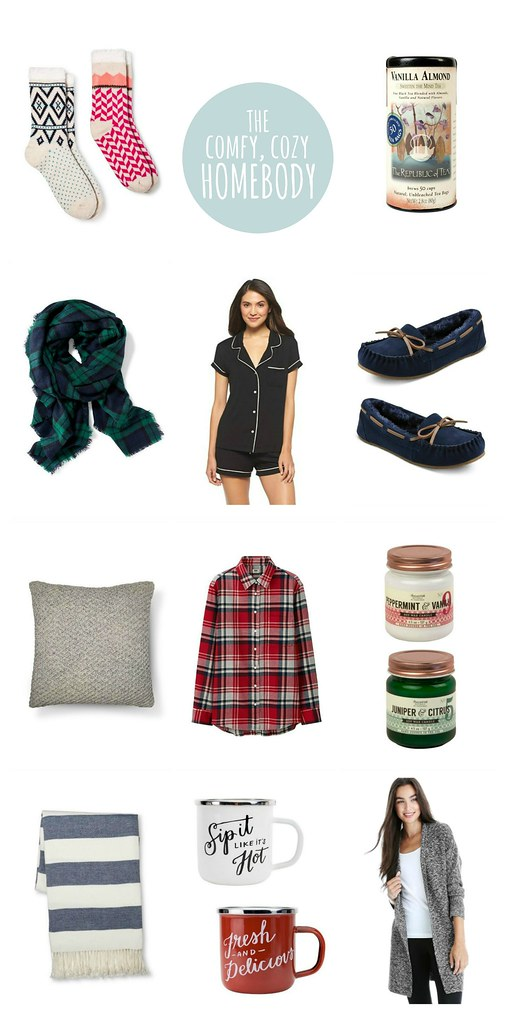 gift guide for the homebody 2016