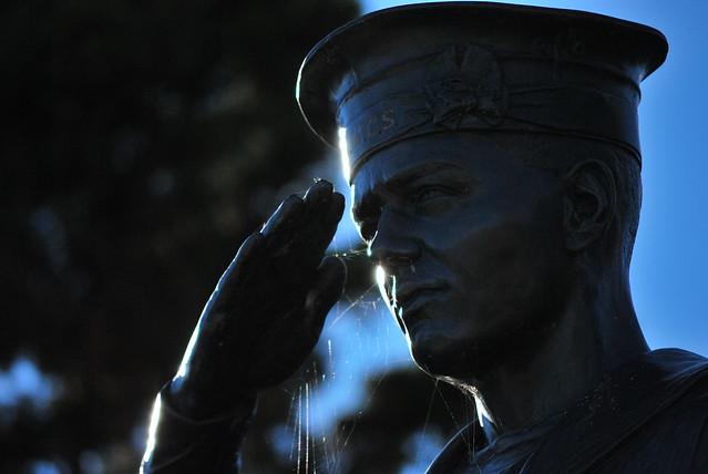 Naval Ships' Memorial Monument
