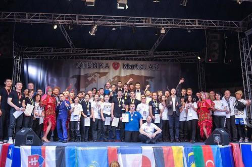 Champ Monde STENKA 2