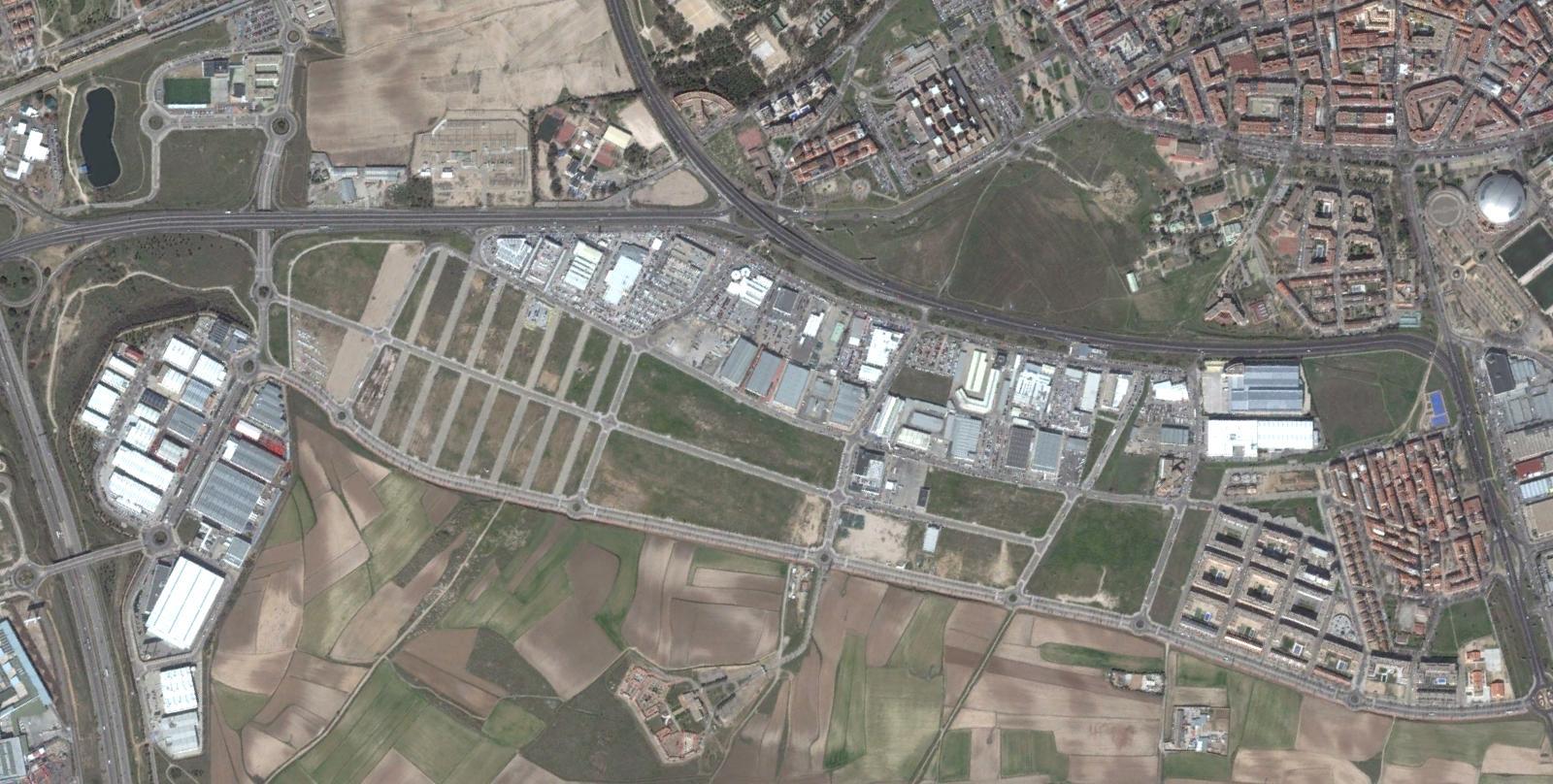 leganés, madrid, north kiltown, después, urbanismo, planeamiento, urbano, desastre, urbanístico, construcción, rotondas, carretera