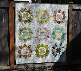 Finished Swoon Quilt | by vickivictoria