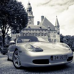 Trouwfoto's Porsche Boxster 01