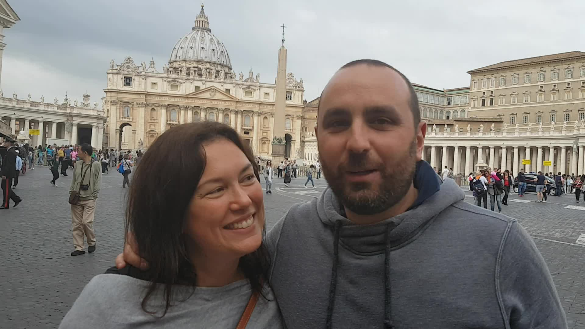 Testimonianza Cammino Giubilare Paolino - Daniele