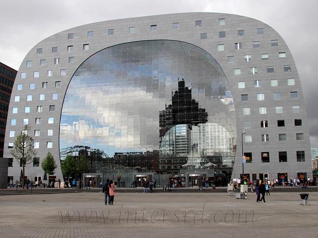 Markthall - Rotterdam